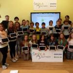 Na ZŠ v Pardubicích byla otevřena digitální třída projektu Škola dotykem