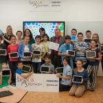 Do projektu Škola dotykem se zapojila také ZŠ Borovského v Karviné