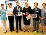 Otevření digitální třídy projektu Škola dotykem na ZŠ v Brně