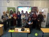 Workshop k projektu Škola dotykem – Jeseník