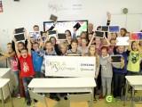 Otevření digitální třídy projektu Škola dotykem na gymnázium ve Žďáře nad Sázavou