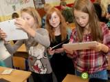 Otevření digitální třídy projektu Škola dotykem na ZŠ v Liberci