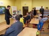Otevření digitální třídy projektu Škola dotykem na ZŠ v Pardubicích