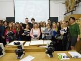 Studenti Gymnázia Jeseník na České zemědělské univerzitě v Praze