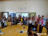 Škola dotykem ROADSHOW (Olomouc)